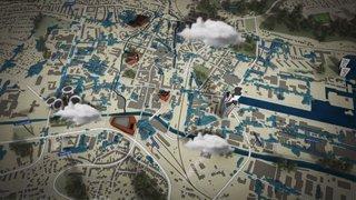 3d animation 3 gange skybrud okolariet